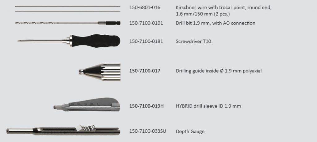 distal-radius-instrument-kit
